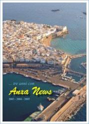 Copertina Raccolta Anxa News